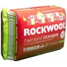 Rockwool Лайт Баттс СКАНДИК 100мм